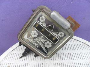 Antiguo Reloj De Taxi