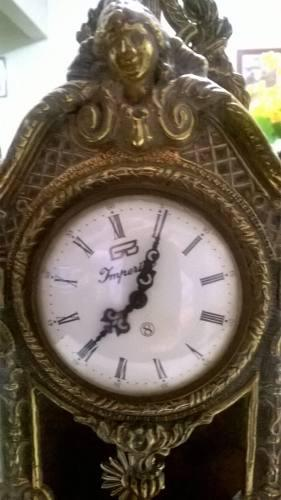 Antiguo Reloj Imperial Pendulo