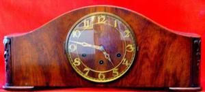 Antiguo Reloj (carrillon Completo) Marca Vedette