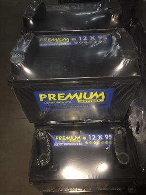 Bateria para Toyota Hilux con Garantia