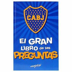 Boca Juniors, El Gran Libro De Las Preguntas, Libro