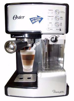 Cafetera Expresso Oster Prima Latte 6602 Capuccino - Gtia