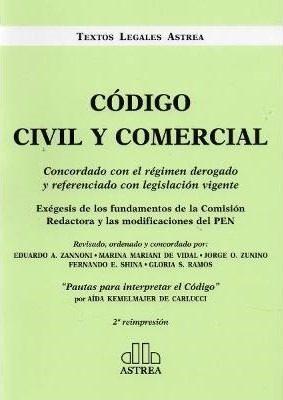 Código Civil Y Comercial - 3° Reimpresión