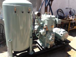 Compresor de aire litros trifasico