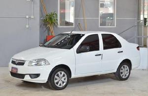 Fiat Siena Fire 1.4 8v co gnc 2014 4ptas color blanco