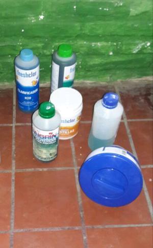 Kit de limpieza de pilet