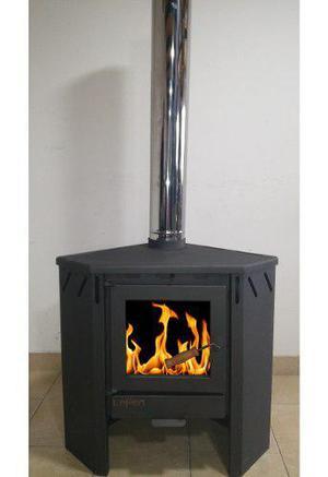Lepen Calefactor A Leña Rinconero 14000, Lo Mas Pesado