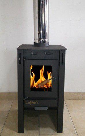 Lepen Calefactores- Calefaccion A Leña De 6000 Calorias