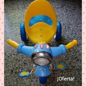 ¡Oferta!!Nuevo de outlet triciclo con luz y música!!!