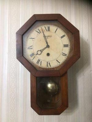 Reloj Ferrocarril Aleman Longines Antiguo Funcionando