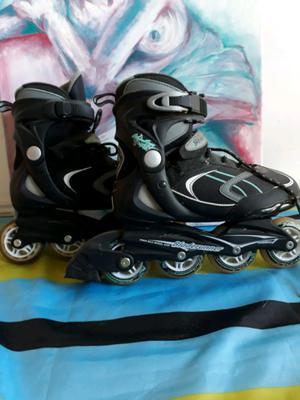 Roller Rollerblade Bladerunner Pro 80 - mujer- Abec 5