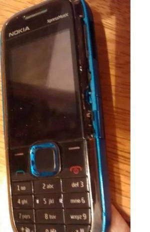 Telefono Celular Nokia 5130 Para Movistar