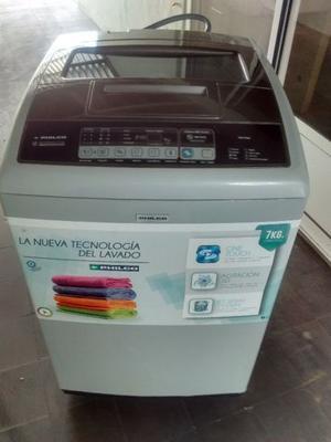 vendo lavarropas automatico philco 7kgs impecable c/ nuevo!!