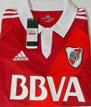 Camiseta River Plate Roja Retro Orig 2012 2013 Envios