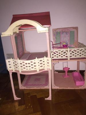 Casa de muñecas de Barbie original