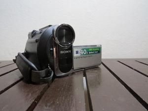 Cámara De Video Sony Handycam Mini Dv Dcr-hcx Zoom Opt