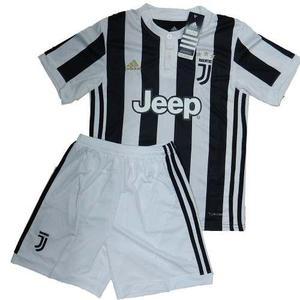 Conjunto De Juventus Original Para Niño !