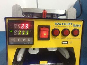 Maquina Separadora Glass Con Horno Uv Y Succion Yaxun 989