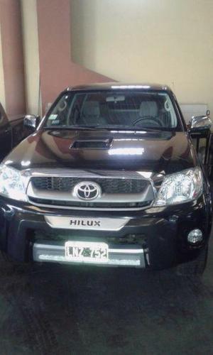 Toyota Hilux 2012 Srv