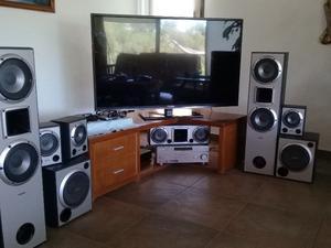 """VENDO TV LED 55"""" 3D MARCA PIONNER FULL HD"""
