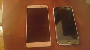 Vendo celulares un s5 y un hisense.
