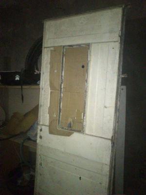 Ventanas de chapa sin marco con vidrio posot class - Puerta de chapa ...