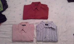 3 Camisas de Hombre