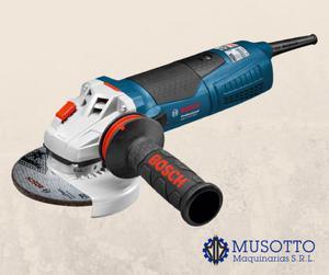 Amoladora angular Bosch GWS 17-125 INOX Professional