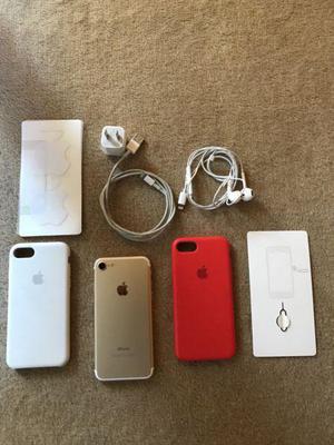Apple IPhone 7 (Dorado) 32 GB Usado IMPECABLE!