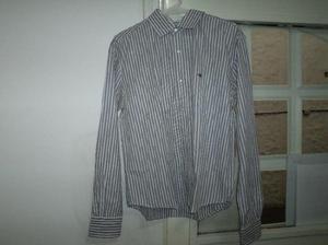 Camisa P/hombre Manga Larga Brooksfield