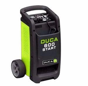 Cargador Arrancador De Baterias Duca 600 - 12/24v - Hipermaq