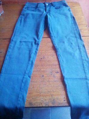 Jeans Mujer cod 8 color celeste talle 24