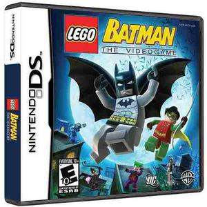 Lego Batman The Videogame Nintendo Ds Usado Físico