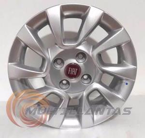 Llanta Original Fiat 14 Palio Uno Siena Idea + Centro