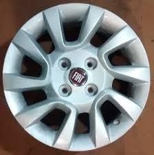 Llantas Fiat Palio 14 Orig/okm Siena Uno Way Megallantas1314