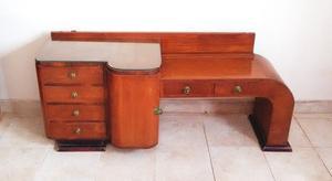 Mueble Modular Antiguo de Estilo.