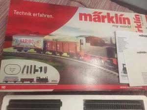 Set De Iniciacion Tren Electrico Marklin Completo A Estrenar