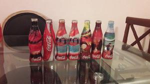botellas de coca cola coleccionables