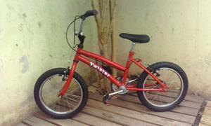 Bicicleta Unisex Twister Rodado 16 Excelente Estado!!