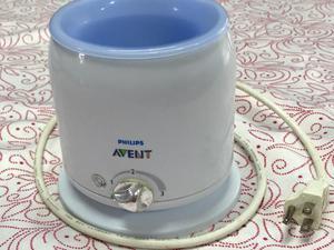 Calentador + esterilizadores Avent