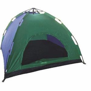 Carpa Camping Playa 4 Personas Autoarmable Automatica Bolso