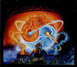 Cd: Gamma Ray - Insanity And Genius (2 Disc)
