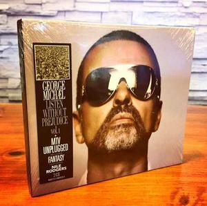 Cd George Michael Listen Without Prejudice Mtv 2 Cd Import