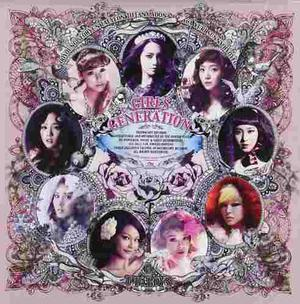 Cd: Girls' Generation - The Boys