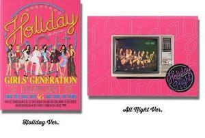 Cd: Girls Generation - Vol 6 (holiday Night) (asia - Im...