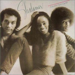 Cd: Shalamar - Three For Love (canada - Import)