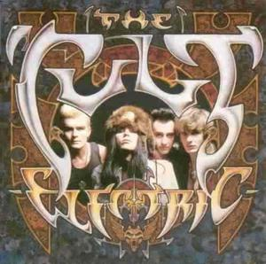 Cd: The Cult - Electric (remastered)