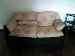 Juego de sillones/sofá cama
