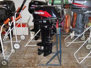 MOTORES JAPONESES TOHATZU 2 y 4 TIEMPOS. 3.5 HP. a 140 HP