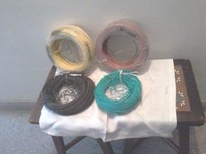 Rollos de cable unipolar